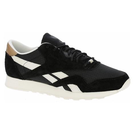 shoes Reebok Classic Nylon P - Black/Chalk