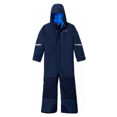 Columbia BUGA II SUIT blue - Kids' winter suit