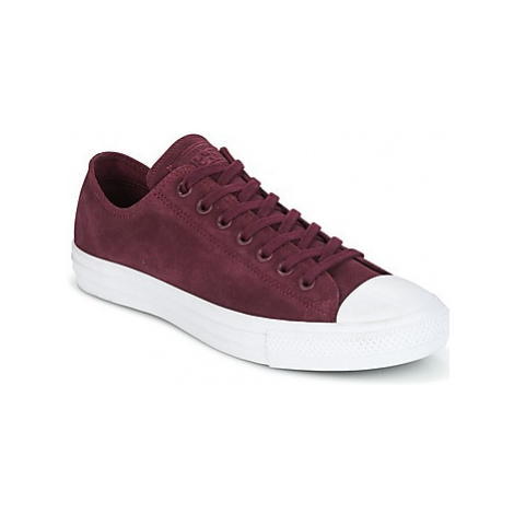 Converse CHUCK TAYLOR ALL STAR men's Shoes (Trainers) in Red