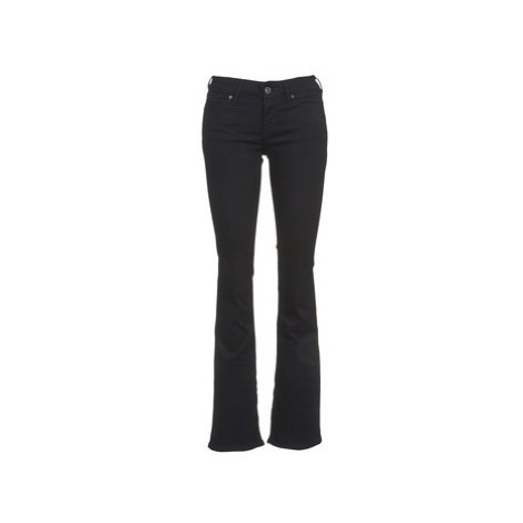 Levis 715 BOOTCUT women's Bootcut Jeans in Black Levi´s