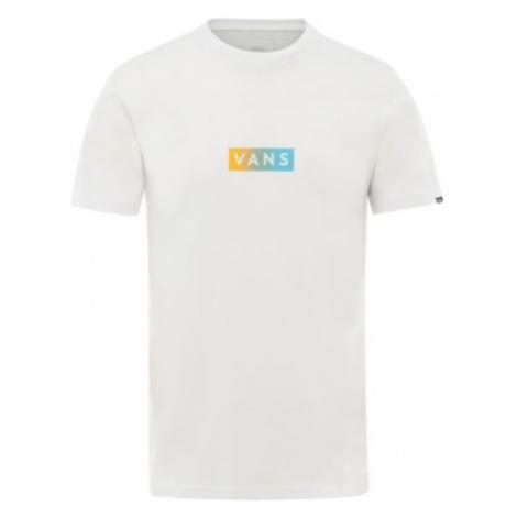 Vans MN VANS EASY BOX SS white - Men's T-shirt