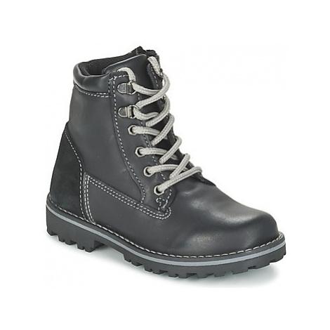 Citrouille et Compagnie FACOSA boys's Children's Mid Boots in Black