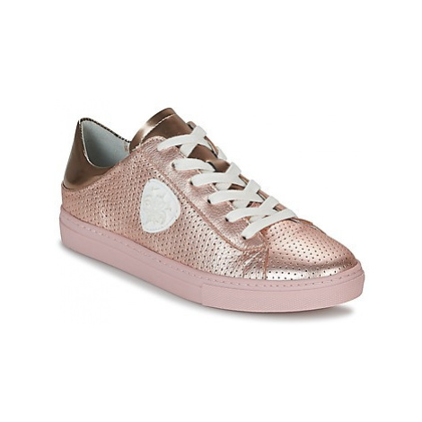 Philippe Morvan FOLLOW women's Shoes (Trainers) in Pink