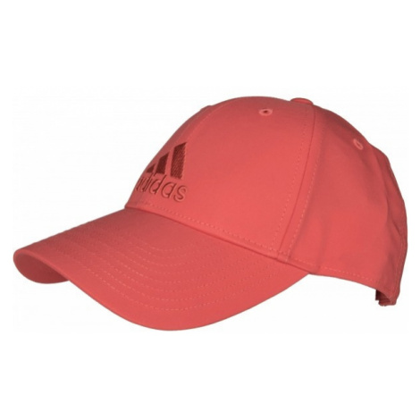 adidas 6PCAP LTWGT EMB red - Baseball cap