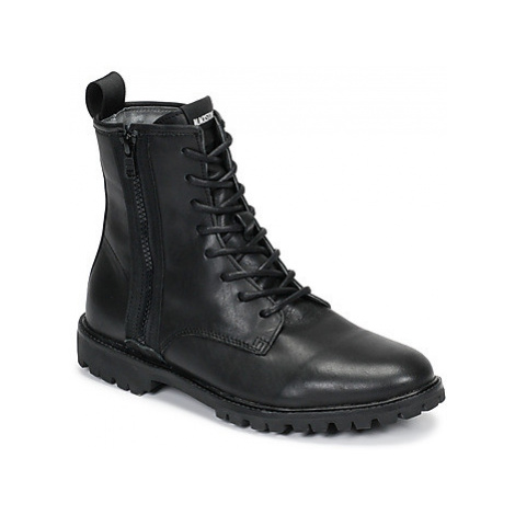 Blackstone SL98 women's Mid Boots in Black