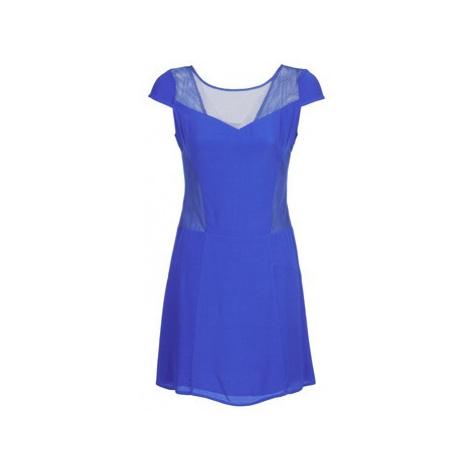 Naf Naf KLAK women's Dress in Blue