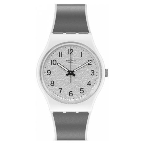 Unisex Swatch Icy Gum Watch
