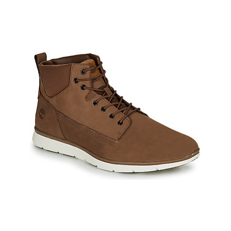 Timberland KILLINGTON CHUKKA men's Shoes (High-top Trainers) in Brown