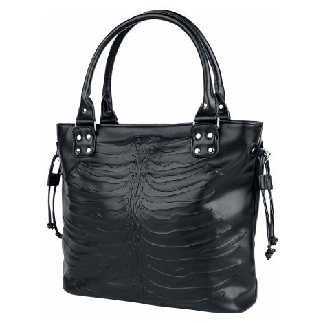 Banned - Skeleton Bag - Handbag - black