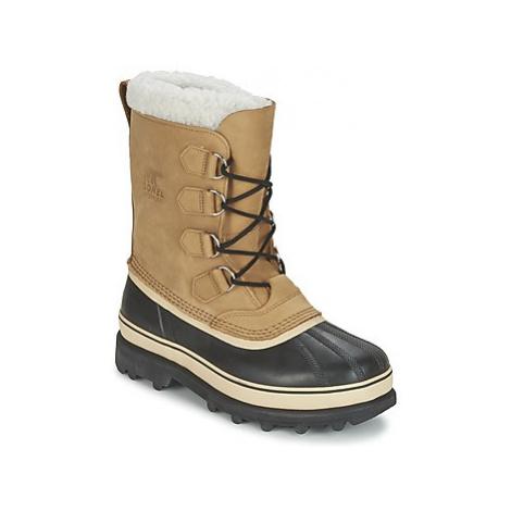 Sorel CARIBOU men's Snow boots in Beige