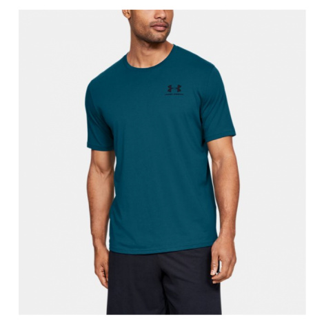 Men's UA Sportstyle Left Chest Short Sleeve Shirt Under Armour