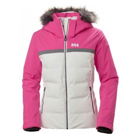 Helly Hansen POWDERSTAR JACKET W white - Women's skiing jacket