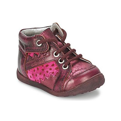 Catimini CABILLAUD girls's Children's Mid Boots in Pink