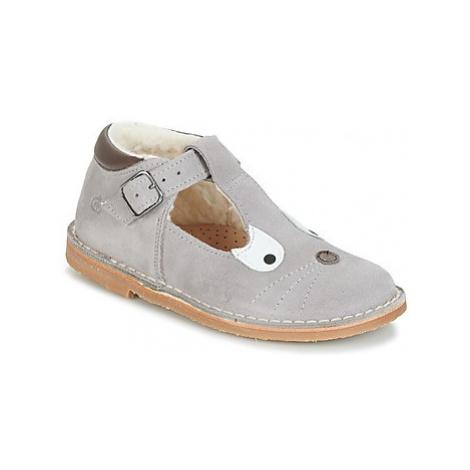 Citrouille et Compagnie HORET girls's Children's Shoes (Pumps / Ballerinas) in Grey