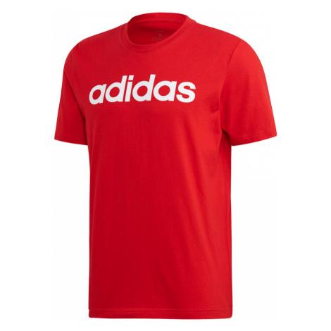 Essentials Linear T-Shirt Men Adidas