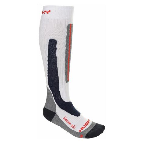 socks Husky Snow Ski - White