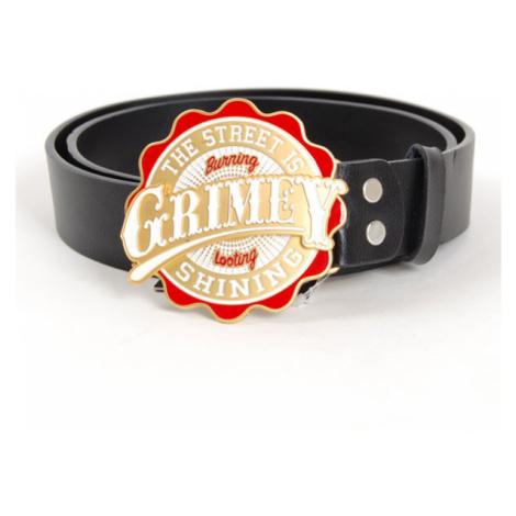 Grimey Wear Shining Belt Gold