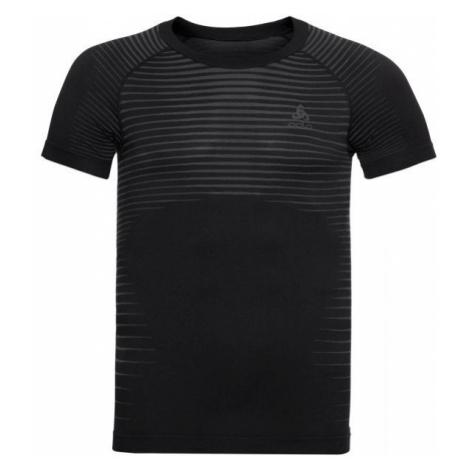 Odlo SUW MEN'S TOP CREW NECK S/S PERFORMANCE LIGHT black - Men's T-shirt