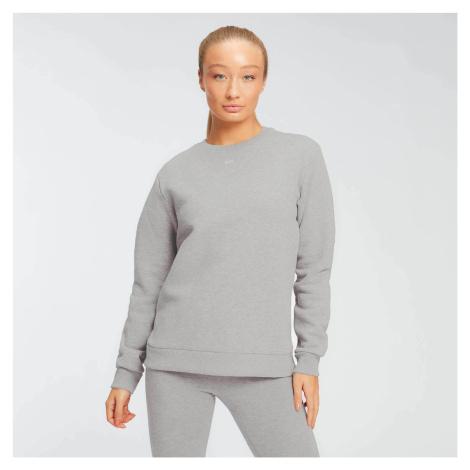 MP Women's Essentials Sweatshirt - Classic Grey Marl Myprotein