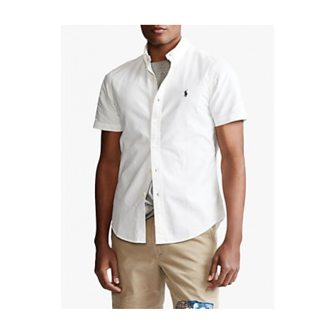 Polo Ralph Lauren Short Sleeve Shirt, White