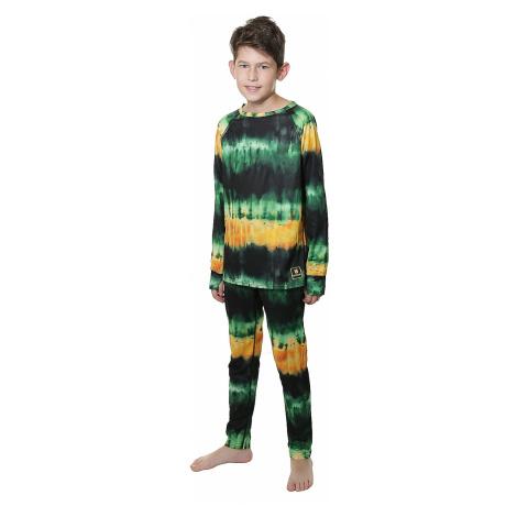 T-Shirt Burton Lightweight LS Set - Surf Stripe