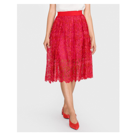 Pinko Elicia Skirt Red