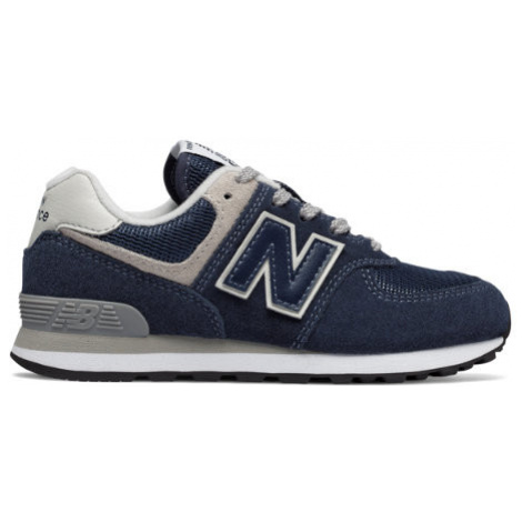 New Balance 574 Core Shoes - Navy/Grey