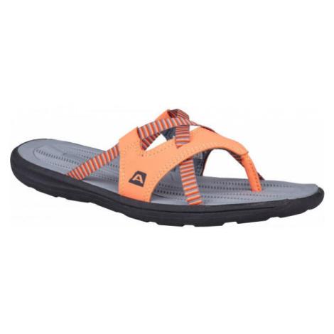 ALPINE PRO RUSTY black - Women's Summer Shoes