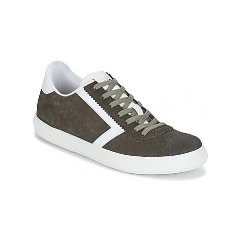 Yurban RETIPUS men's Shoes (Trainers) in Green