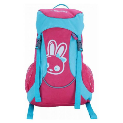 Lewro FOX 10 pink - Children's backpack
