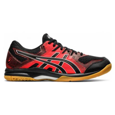 Asics GEL-ROCKET 9 black - Men's tennis shoes