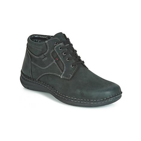 Josef Seibel ANVERS 35 men's Mid Boots in Black
