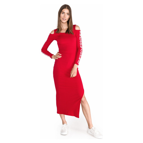 Guess Fiona Dress Red