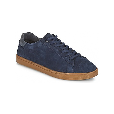 Frank Wright TIGERS men's Shoes (Trainers) in Blue