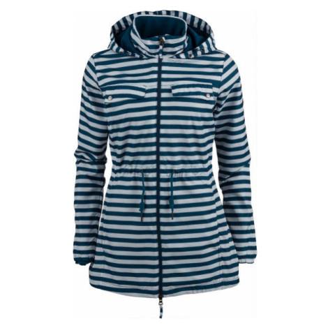 ALPINE PRO JARRA blue - Women's jacket