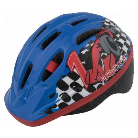 Arcore VENTO blue - Kids' cycling helmet