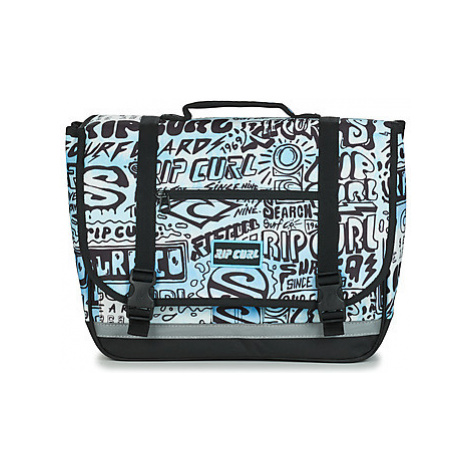 Rip Curl SCHOOL SATCHEL COVER UP boys's Briefcase in Blue