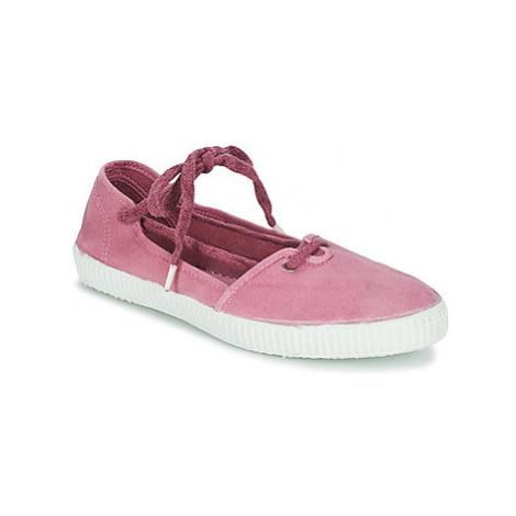 Chipie JOCAMP ENZ women's Shoes (Pumps / Ballerinas) in Pink