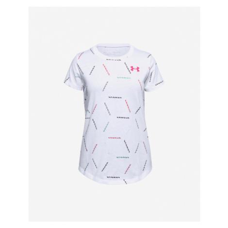 Under Armour Twich Multi Print Kids T-shirt White