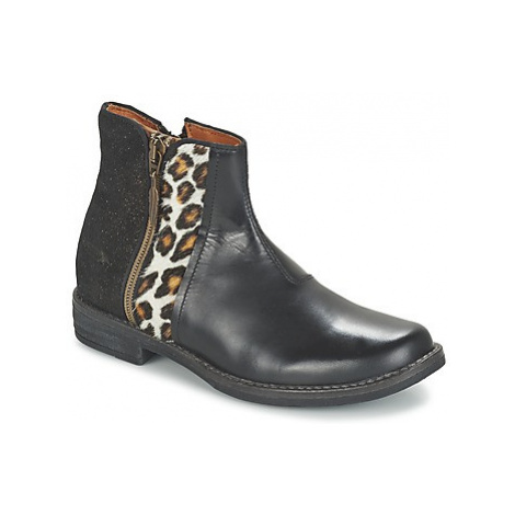 Shwik TIJUANA WILD girls's Children's Mid Boots in Black