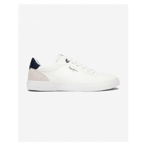 Pepe Jeans Kenton Classic Twil Sneakers White