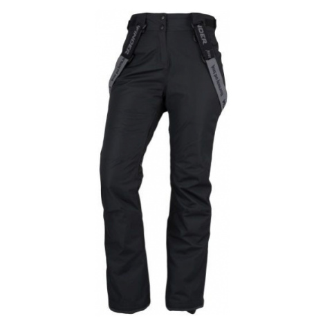 Black women's insulated trousers