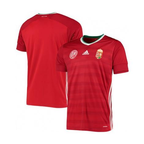 - Hungary Home Shirt 2019-21 Adidas