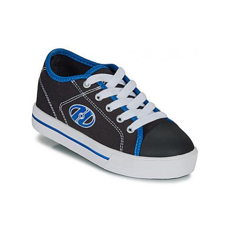 Heelys CLASSIC X2 boys's Children's Roller shoes in Black