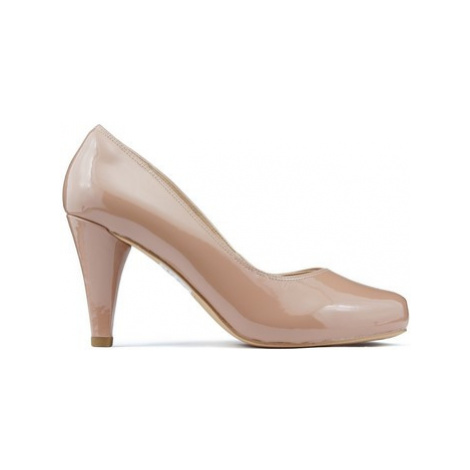 Clarks DALIA ROSE Shoes women's Court Shoes in Beige