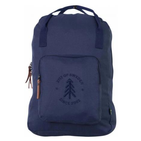 2117 STEVIK 20 dark blue - Stylish backpack