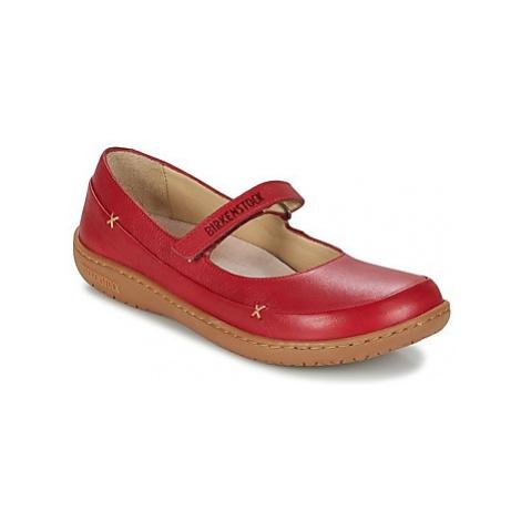 Birkenstock IONA women's Casual Shoes in Red