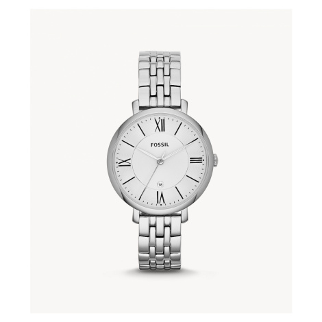 Fossil Women's Jacqueline Stainless Stainless Steel Watch