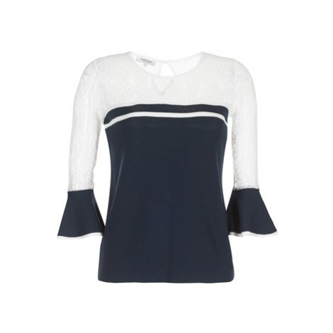 Morgan MADEL women's Blouse in Blue