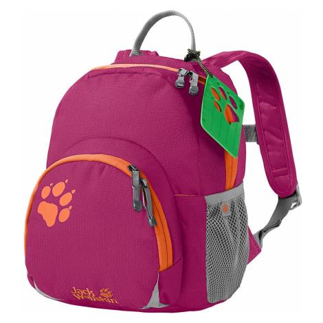 backpack Jack Wolfskin Buttercup - Fuchsia - kid´s